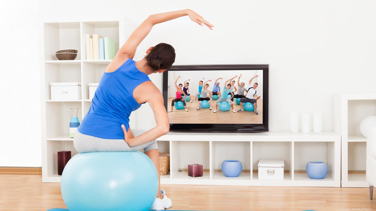 Gyms add online streaming to workout options - Bizwomen