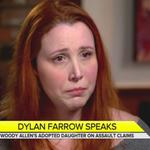 Dylan Farrow wants to be heard