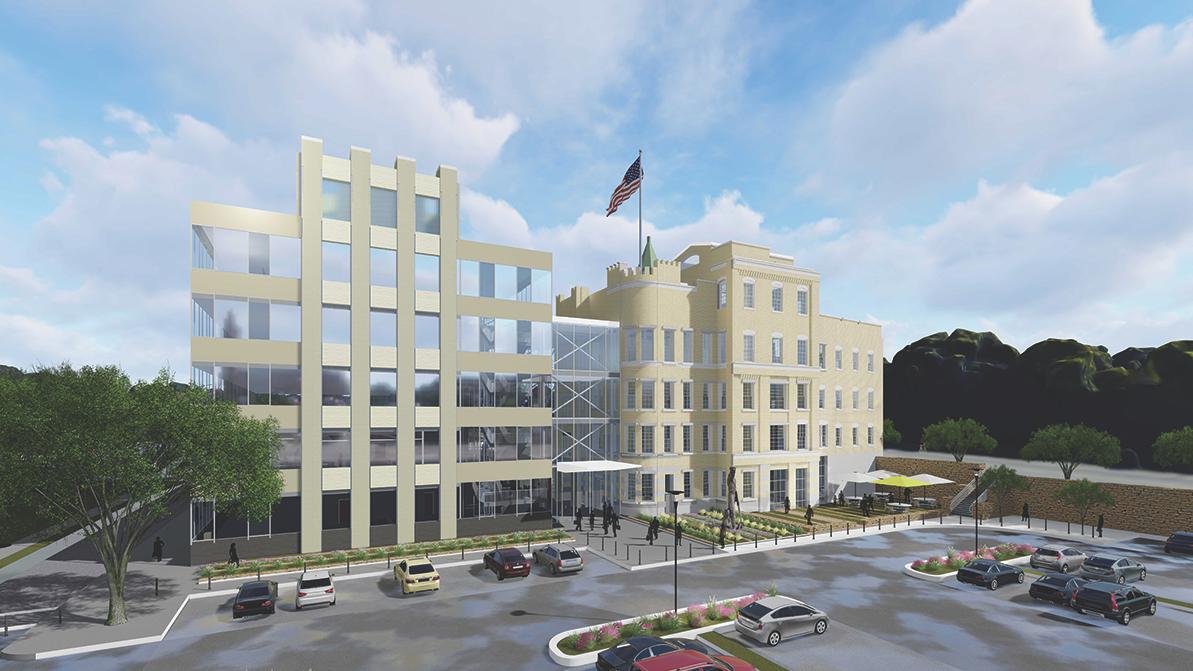 Architecture Firms Cincinnati: Cincinnati's SFA Architects Inc. Rebranding To Elevar