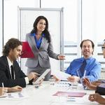 Rate of women replacing male CEOs stagnant, report says