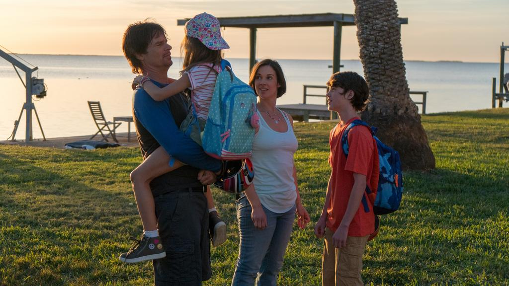 Feature Film Bernie The Dolphin Being Shot In Tampa Bay
