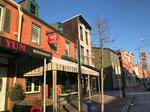 Regi's American Bistro in Federal Hill listed for sale