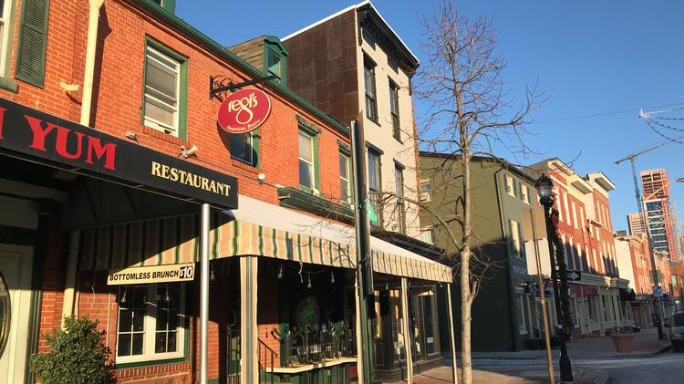 Regi S American Bistro Is A Mainstay In Federal Hill