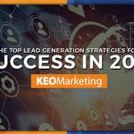 Top lead generation strategies for 2018