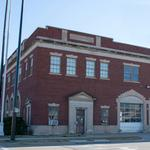Downtown firehouse building could be co-working space or Butler learning lab