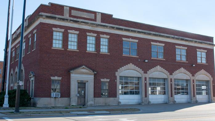 City hopes developers have interest in old downtown firehouse building