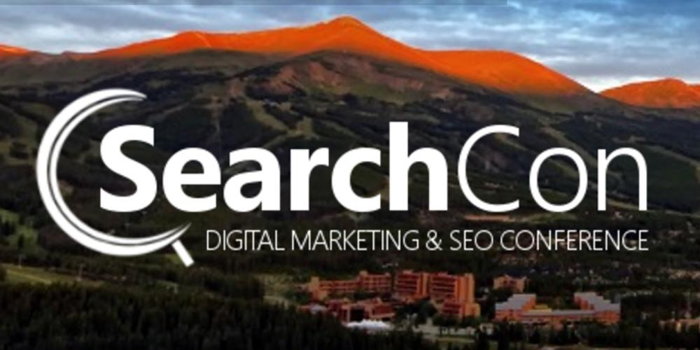 SearchCon 2018 Digital Marketing & SEO Conference