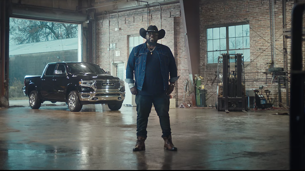DDB Chicago turns out a massive viral hit spot for the Ram truck