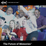 Tech company gives fans 'ultimate selfie' from TV, game video