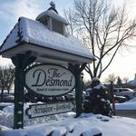 The <strong>Desmond</strong> joins national hotel chain, planning major renovations
