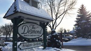 The Desmond joins national hotel chain, planning major renovations