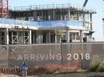 Tesla rideshares, micro apartments on the way as Lake Nona's Pixon tower takes shape (PHOTOS)