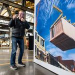 First look: Factory OS, the Bay Area's first modular housing factory, plans March kick off