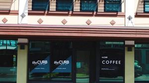 Starting from scratch: The Curb coffee shop will open its only remaining location this month