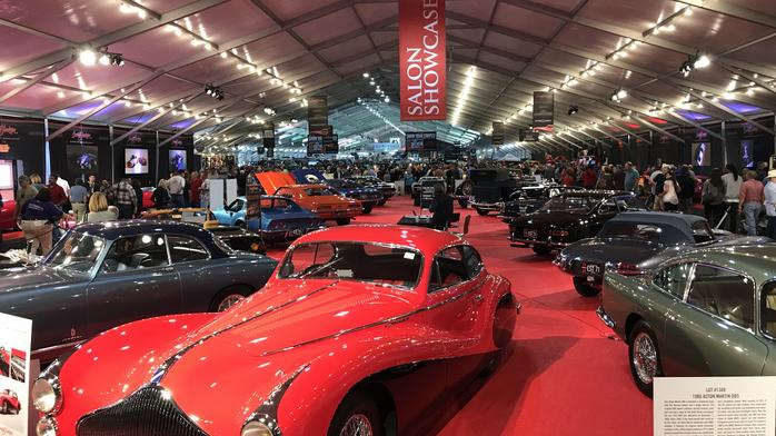 How Barrett-Jackson CEO Craig Jackson can tell younger people are getting into car collecting