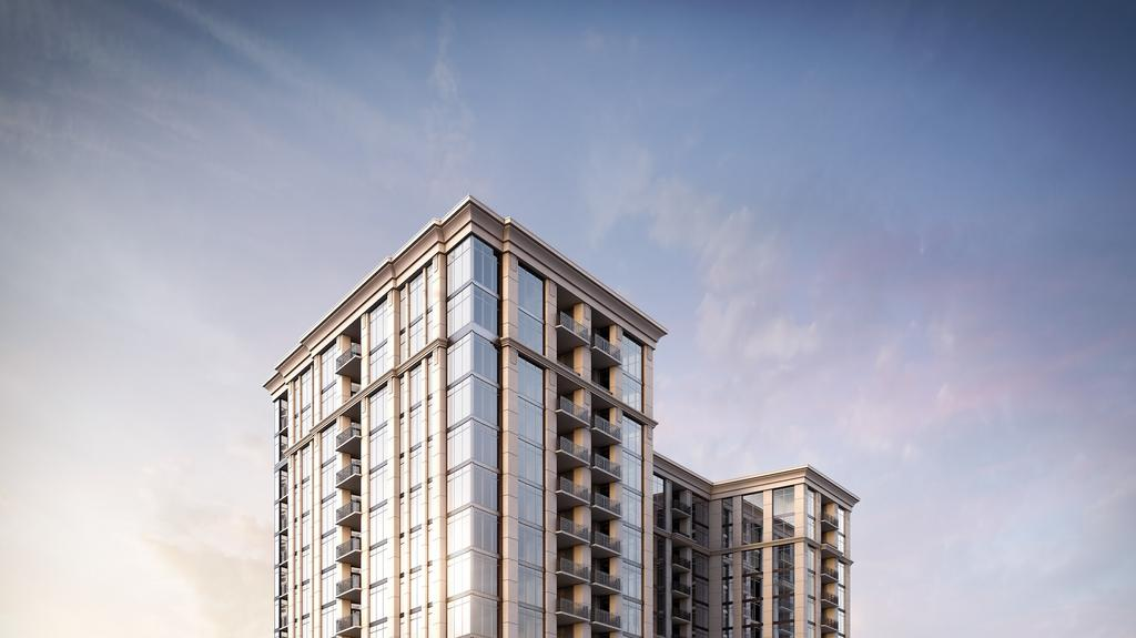 New 151-unit Buckhead apartment tower converting to condos - Atlanta ...