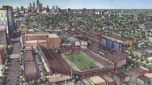 Temple taking next step to build $130M football stadium in North Philadelphia