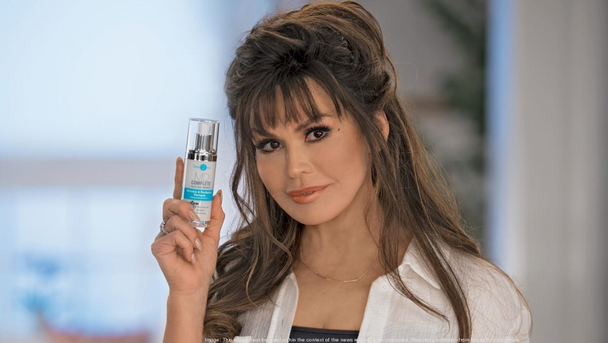 Marie Osmond Takes Stake In Skincare Firm - Bizwomen-6943