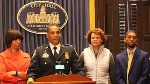 New Baltimore police commissioner: 'We are working to reduce violence. Like, literally, ASAP.'