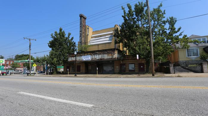 City pumps $550k into dilapidated Ambassador Theater to save it
