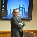 New Wisconsin Center District CEO has soft spot for Miller High Life Theatre