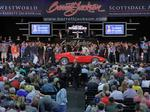 See the top 10 cars sold at Barrett-Jackson on Thursday