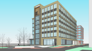A new HQ will be built at Potomac Yard. Here's what it'll look like.