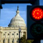 Showdown vote in Senate with government shutdown at stake