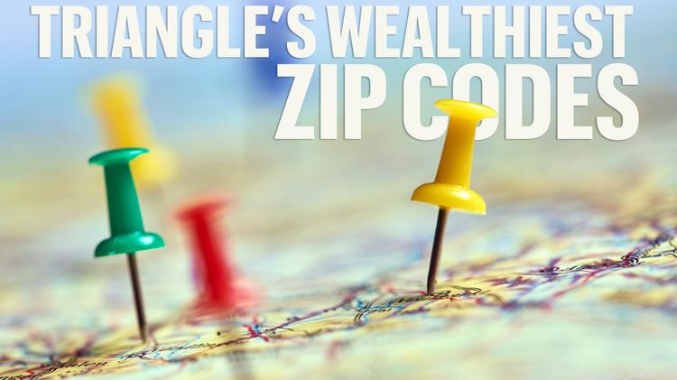 The Triangle's wealthiest ZIP codes of 2018 (Slideshow) - Triangle on suffolk zip code map, tri state zip code map, charlotte area zip code map, maine zip code map, alexandria zip code map, northern virginia zip code map, chatsworth zip code map, mclean zip code map, arlington zip code map, norfolk zip code map, reston zip code map, great falls zip code map, roanoke zip code map, joplin zip code map, manassas zip code map, madison zip code map, surprise zip code map, orange zip code map, fredericksburg zip code map, sanford zip code map,