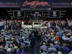See the top 10 cars sold at Barrett-Jackson on Friday