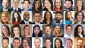The 2018 class of 40 Under 40 winners