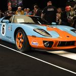See the top 10 cars sold at Barrett-Jackson on Saturday