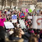 After Women's March, a push for the polls