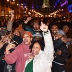 Where's the party? For Super Bowl week, all over