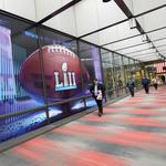 Minneapolis skyways will be open until midnight for 10 days of Super Bowl