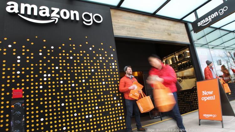dce4dd2eab Amazon opens third Amazon Go cashierless store in South Lake Union ...