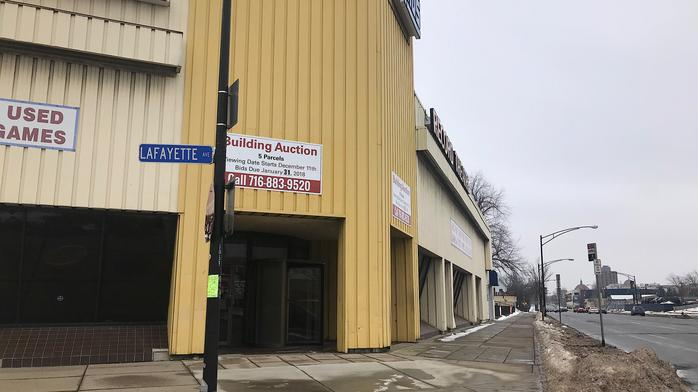 Record Theater's last sale: Five Main Street parcels