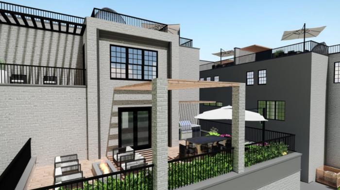 Developer plans $500,000 townhomes in Jeffersontown