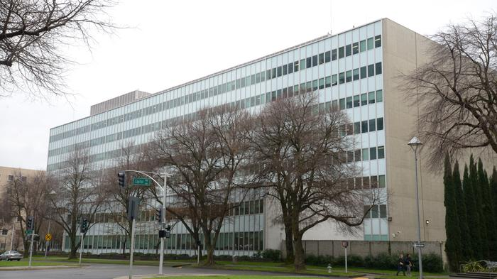 Federal government: Moss Building on Capitol Mall isn't historic