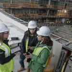 Apprenticeship program boosts diversity in the construction industry