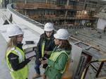 Apprenticeship program boosts diversity in the construction industry