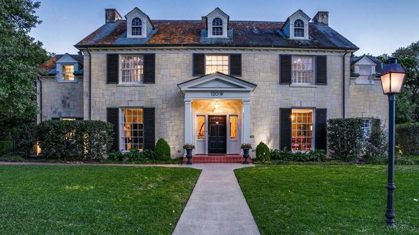 Gracious Two Story with Inviting Interior