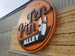 Ten Pin Alley open and ready to entertain you (Video)