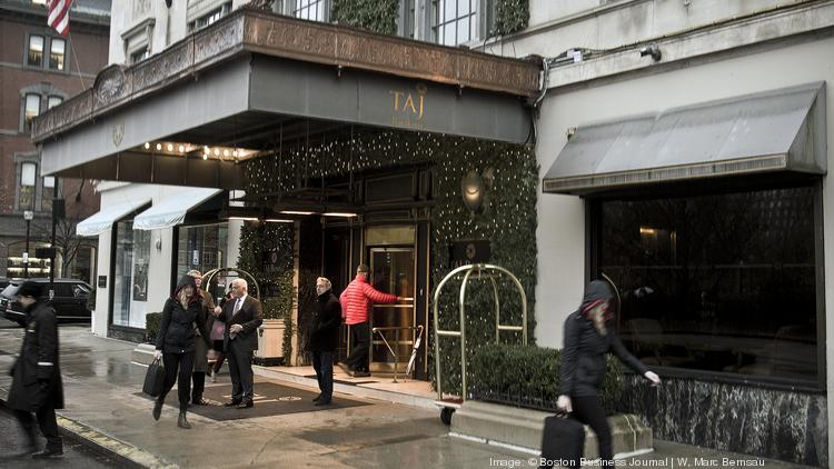 Taj Boston hotel announces 'temporary' mass layoffs as