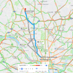 Hey <strong>Jeff</strong> Bezos, here's what your morning commute to a HQ2 in the DMV might look like