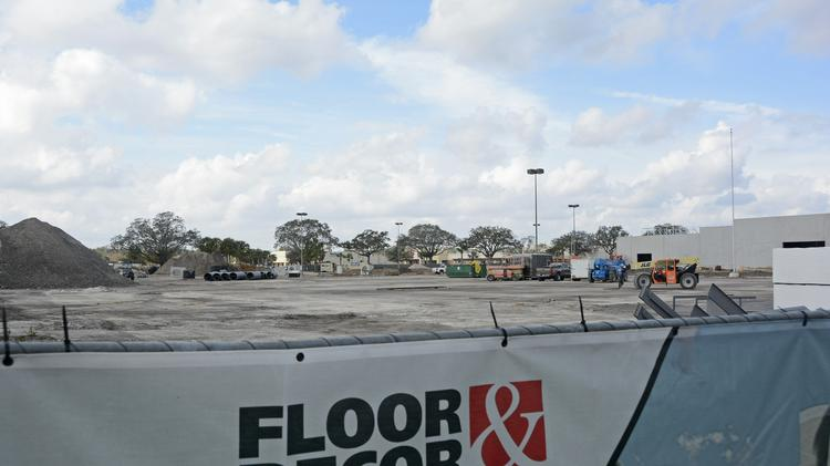 Downtown Orlando S Floor Decor To Move 70 Employees From