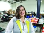 Recycling industry vet Karen Osborn cleans up with venture focused on 'white glove' services