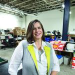 Recycling industry vet <strong>Karen</strong> Osborn cleans up with venture focused on '<strong>white</strong> glove' services
