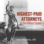 These are the top 25 attorney salaries (SLIDESHOW)