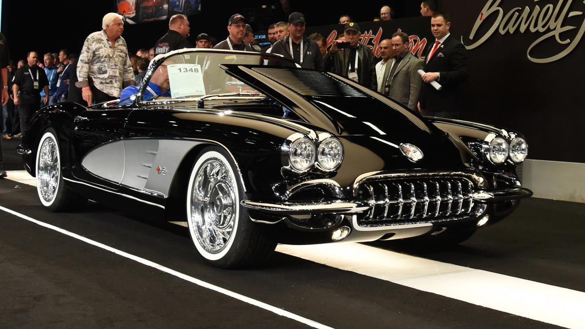 2018 Barrett-Jackson Classic Car Auction - Palm Beach ...